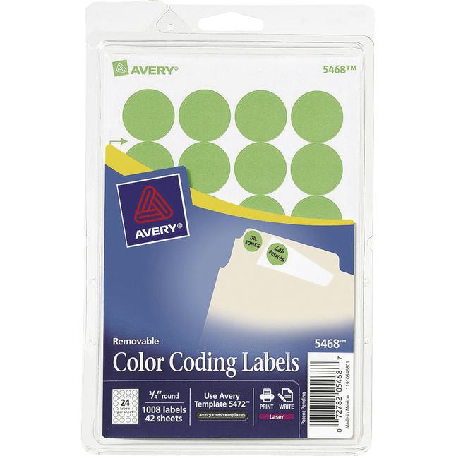 General Labels, Item Number 1118003
