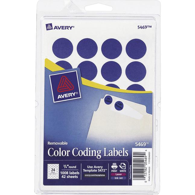 General Labels, Item Number 1118004