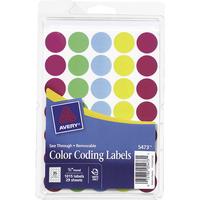 General Labels, Item Number 1118008