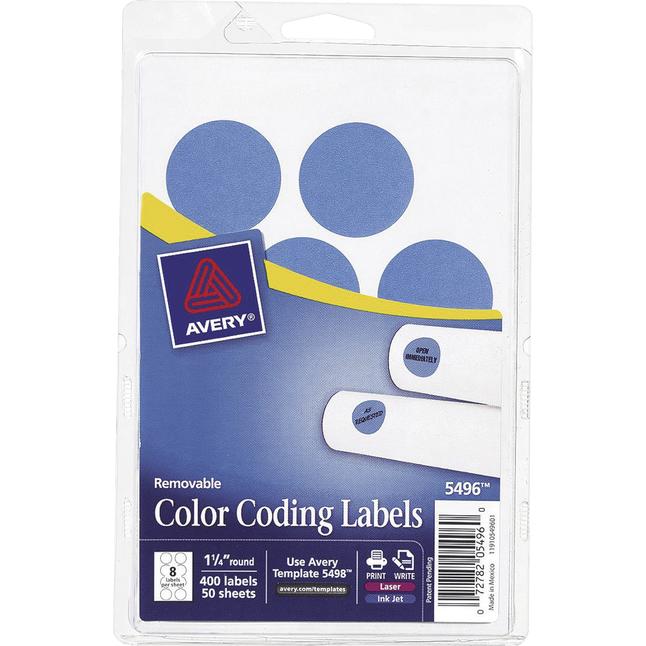 General Labels, Item Number 1118015
