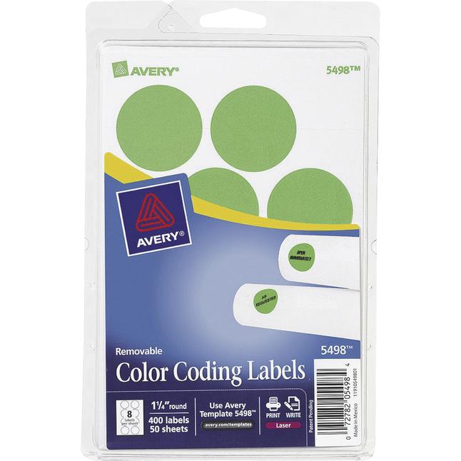 General Labels, Item Number 1118017