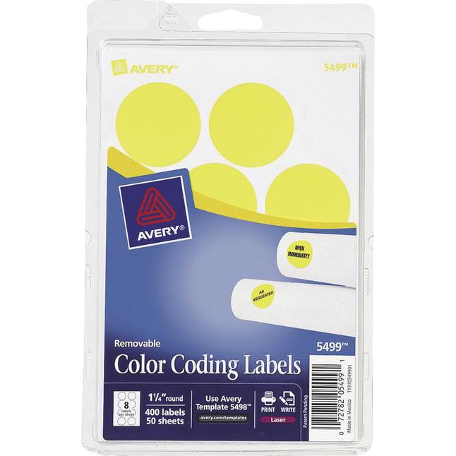 General Labels, Item Number 1118018