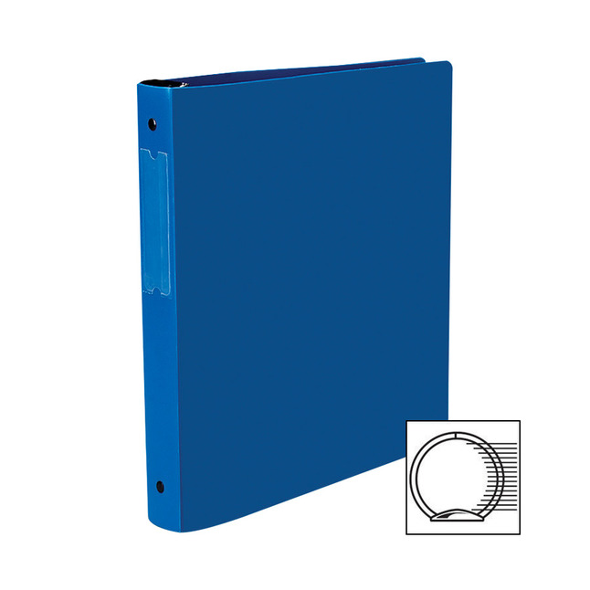 Basic Round Ring Reference Binders, Item Number 1118206