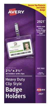 Badge Holders, Item Number 1118258
