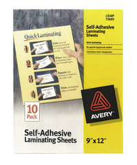 Laminating Pouches, Item Number 1118297