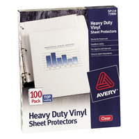 Sheet Protectors, Item Number 1118301