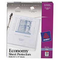 Sheet Protectors, Item Number 1118304