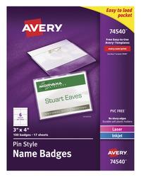 Badge Holders, Item Number 1118322