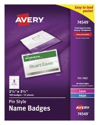 Badge Holders, Item Number 1118324