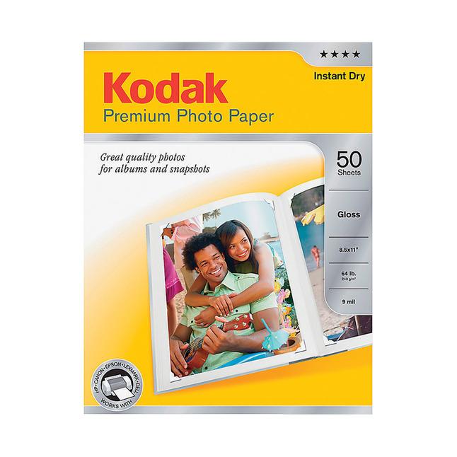Photo Printer Paper, Item Number 1120485