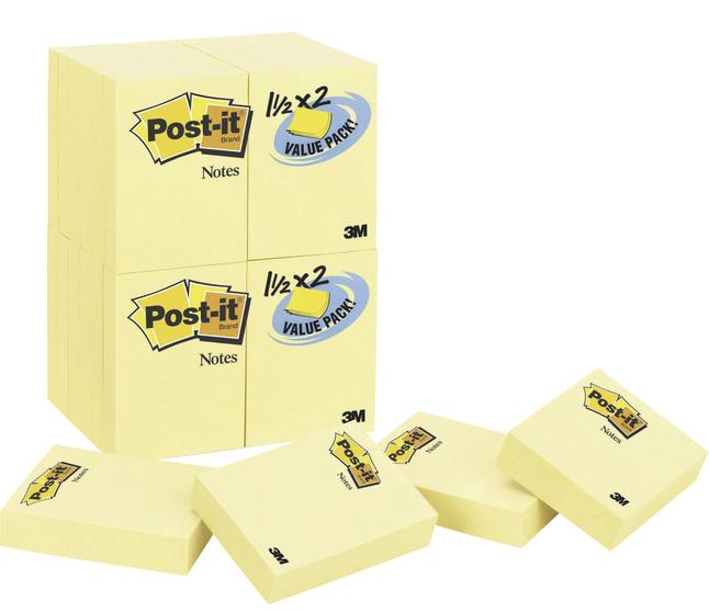 Sticky Notes, Item Number 1120646