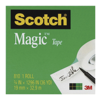 Clear Tape and Transparent Tape, Item Number 1120669