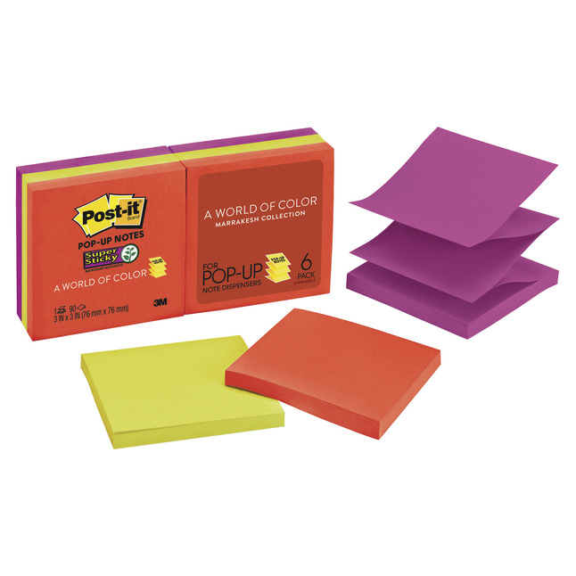 Sticky Notes, Item Number 1120701