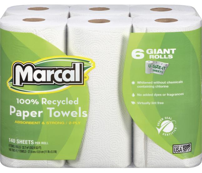 Paper Towels, Item Number 1120732
