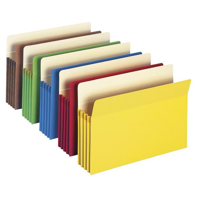 Expanding File Pockets, Item Number 1121681