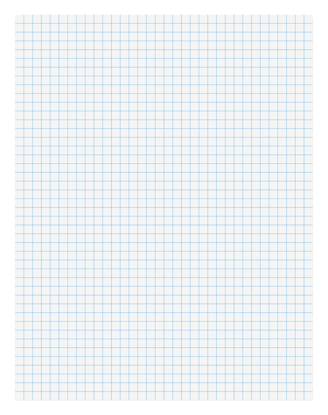 Graph Paper, Item Number 1122264