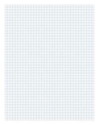 Graph Paper, Item Number 1122264