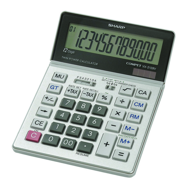 Office and Business Calculators, Item Number 1122601