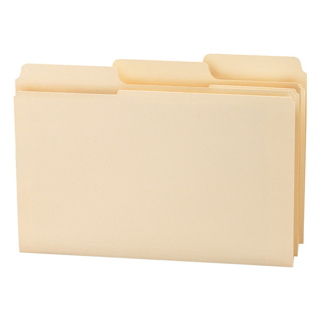 Top Tab File Folders, Item Number 1123446
