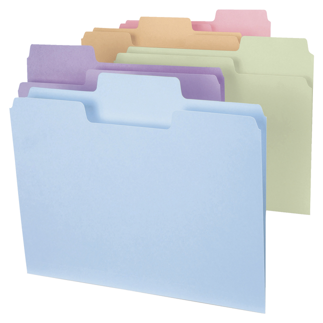 Top Tab File Folders, Item Number 1123768