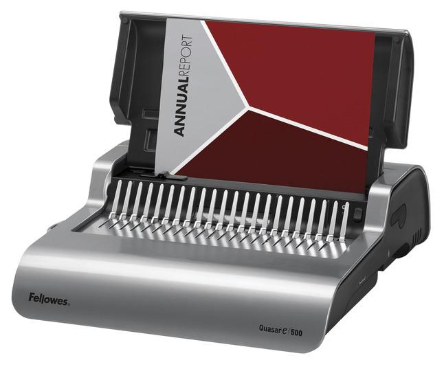 Binder Equipment and Binder Supplies, Item Number 1124555