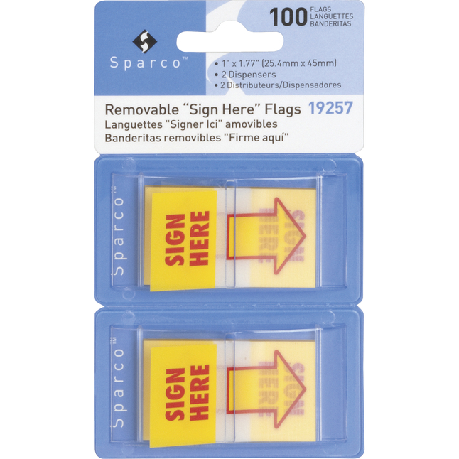Sticky Flags, Item Number 1125887