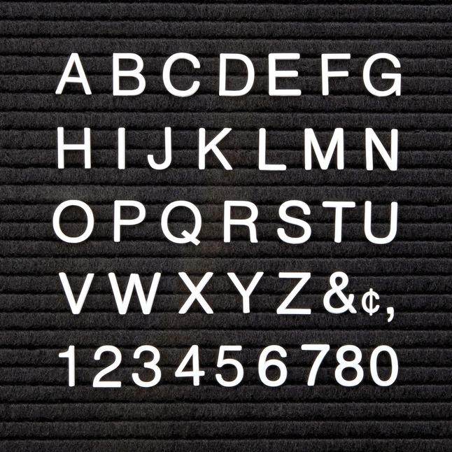 Sign Lettering Supplies, Item Number 1127250