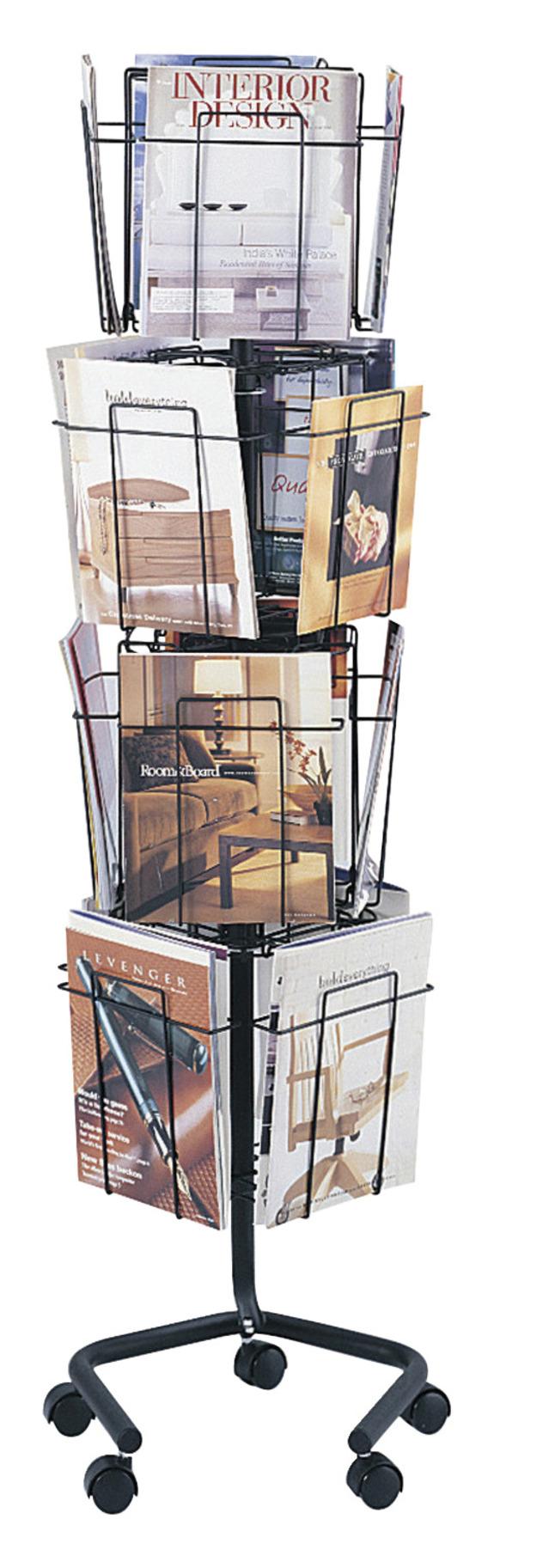 Library Literature Racks Supplies, Item Number 1134762