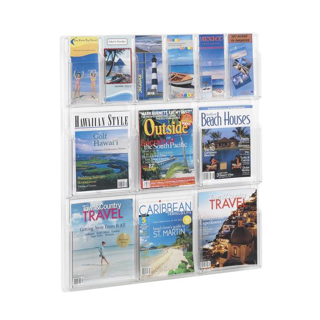 Library Literature Racks Supplies, Item Number 1134825