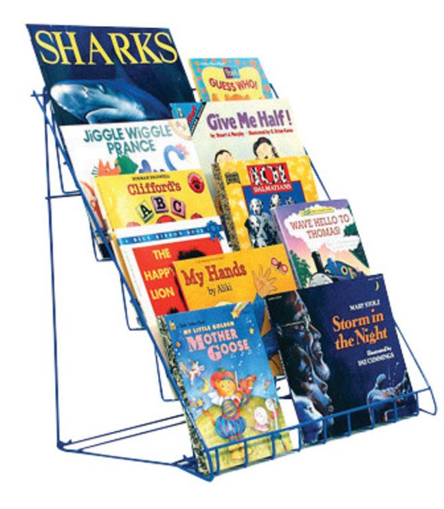 Library Literature Racks Supplies, Item Number 1136607