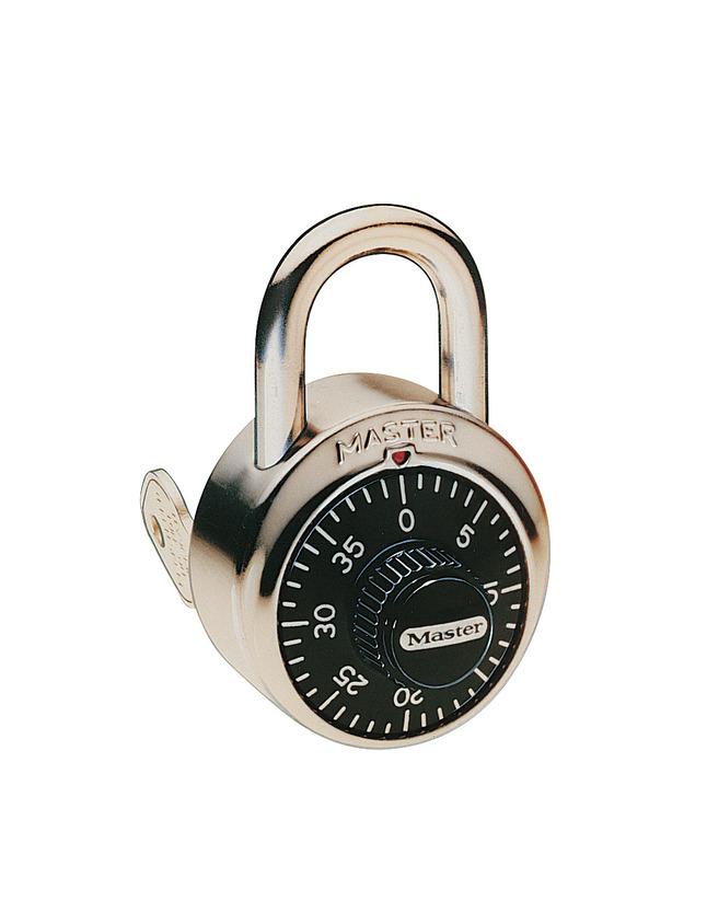 Padlocks, Combination Locks, Item Number 1137294