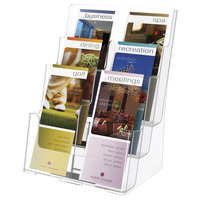 Library Literature Racks Supplies, Item Number 1137370
