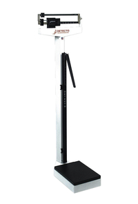 Image for Detecto Pound Scale, Height Rod and Casters from School Specialty