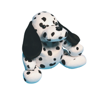 Abilitations Teacher's Pet Weighted Lap Dog, Dot, 3-1/2 Pounds Item Number 1267921