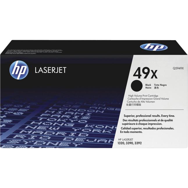 Black Laser Toner, Item Number 1273096