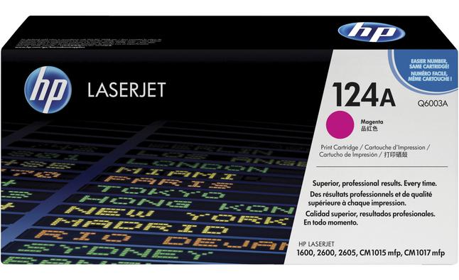 Color Laser Toner, Item Number 1273103