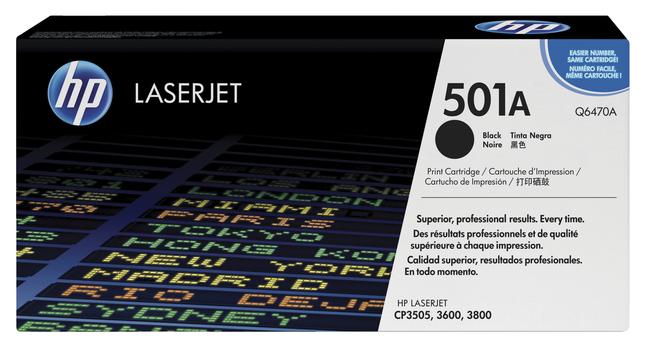 Black Laser Toner, Item Number 1273108