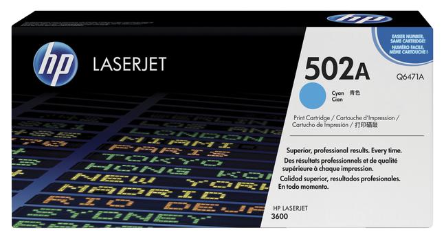 Color Laser Toner, Item Number 1273109