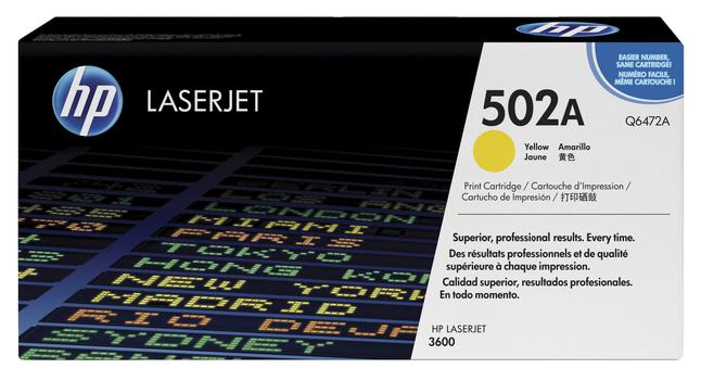 Color Laser Toner, Item Number 1273110