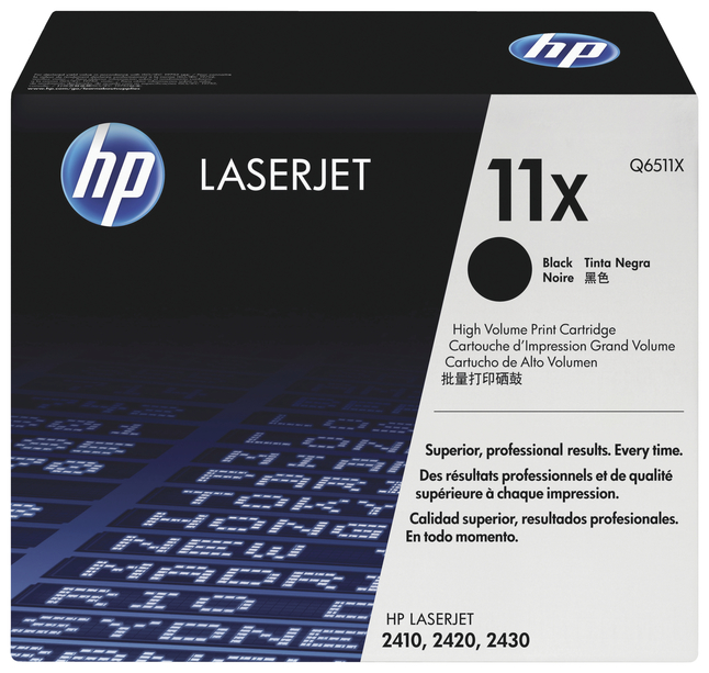 Black Laser Toner, Item Number 1273112