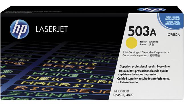Color Laser Toner, Item Number 1273124