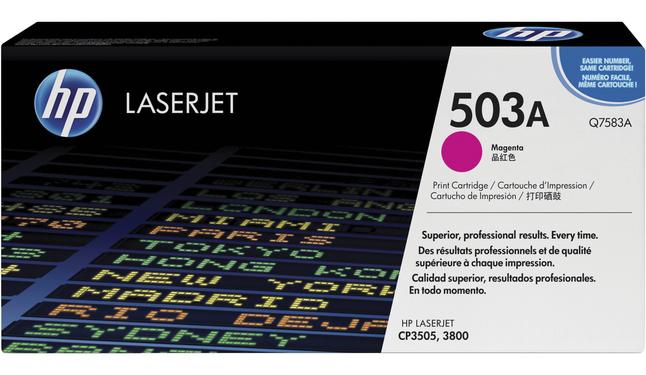 Color Laser Toner, Item Number 1273125