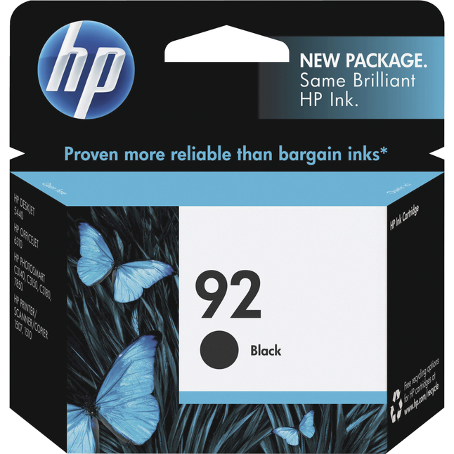 Black Ink Jet Toner, Item Number 1274353