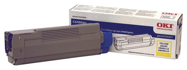 Color Laser Toner, Item Number 1275851