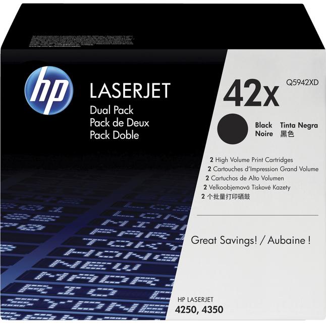 Black Laser Toner, Item Number 1275961