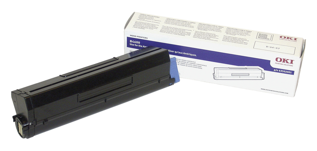 Black Laser Toner, Item Number 1276000