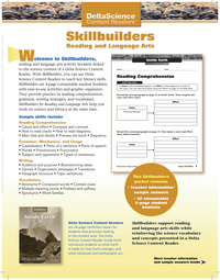Image for Delta Science Content Readers Inside Earth Red and Purple Skillbuilders, Pack of 32 from School Specialty