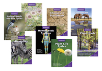 Image for Delta Science Content Readers Life Science Purple Edition, Single Copy Bundle from School Specialty