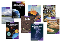 Image for Delta Science Content Readers Earth Science Purple Edition, Class Bundle from School Specialty