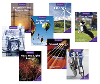 Image for Delta Science Content Readers Physical Science Purple Edition, Single Copy Bundle from School Specialty